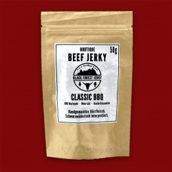 Black Forest Jerky - Classic BBQ, 50g