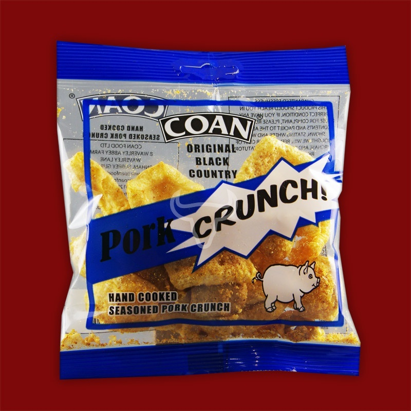 Coan Pork Crunch, 25g