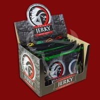 Indiana Turkey Jerky, 100g - 10 Packungen