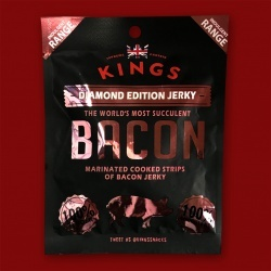 Kings Bacon Jerky, 25g
