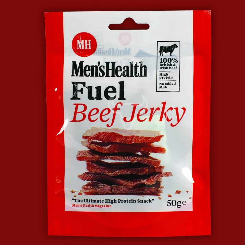 Men's Health Fuel Beef Jerky, 30g