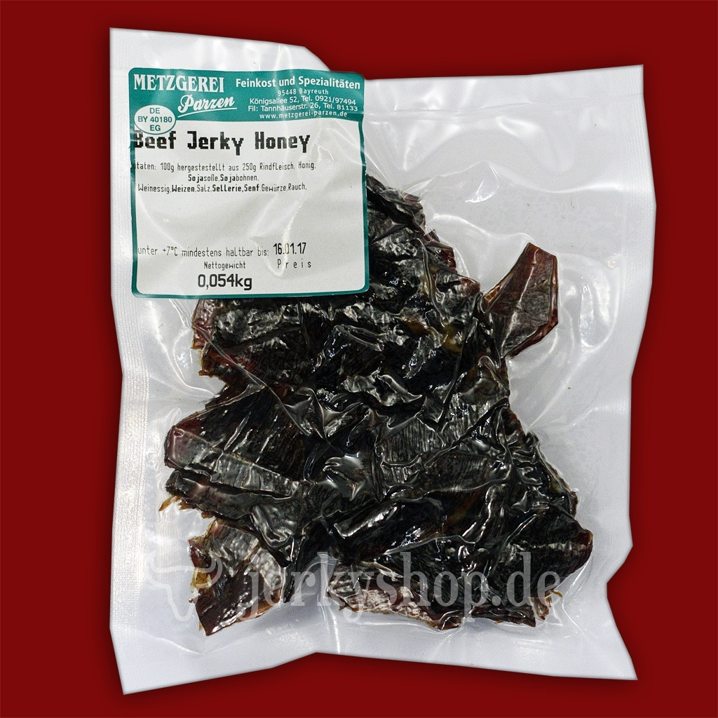 Brewers Jerky - Honey, 50g