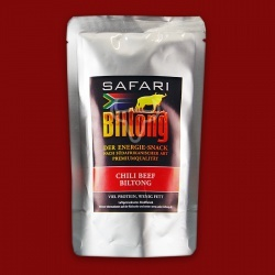 Safari Biltong Chili, 80g