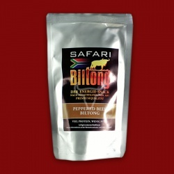 Safari Biltong Peppered, 80g