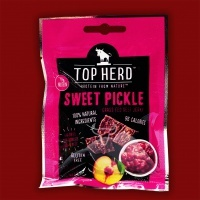 Top Herd Beef Jerky - Sweet Pickle, 35g