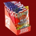 Wild West Beef Nuggets Original, 100g - 12 Packungen