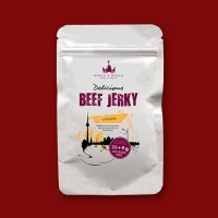 Worch & Worch Beef Jerky - Ginger, 34g