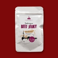 Worch & Worch Beef Jerky - Pepper-Onion, 34g