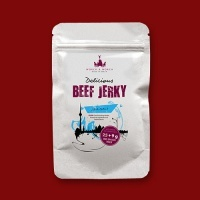 Worch & Worch Beef Jerky -  Sea-Salt, 34g
